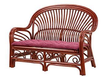 藤匠世家双人椅
